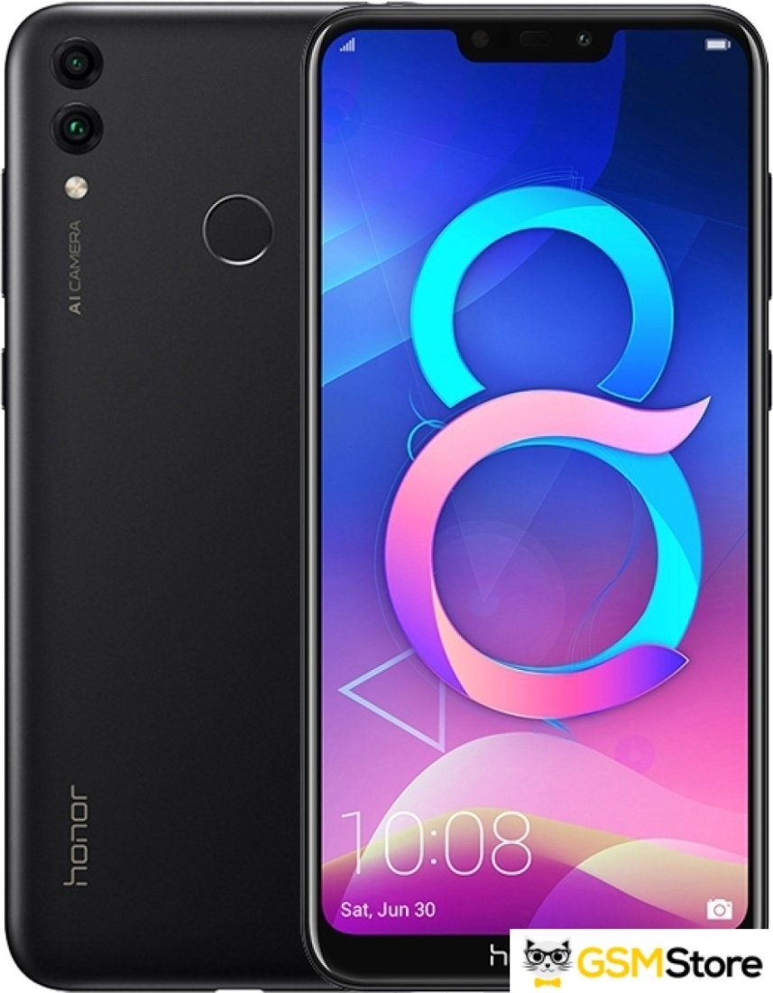 Смартфон HONOR 8C 3GB/32GB BKK-L21 (черный)