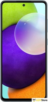 Смартфон Samsung Galaxy A52 SM-A525F/DS 4GB/128GB (синий)